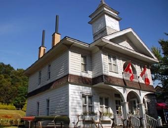 虹の郷カナダ村の画像