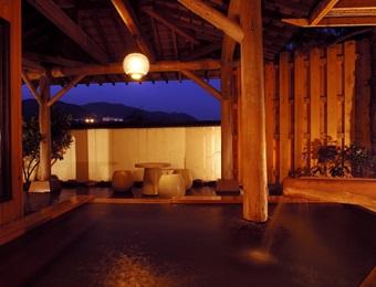 赤尾ホテルの露天風呂の画像