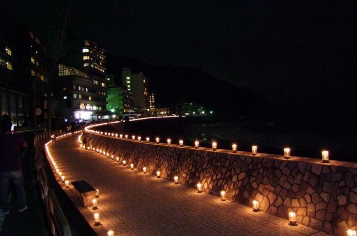 熱川温泉キャンドルナイト